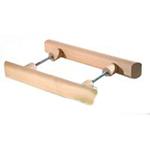 Деревянные ручки для бани