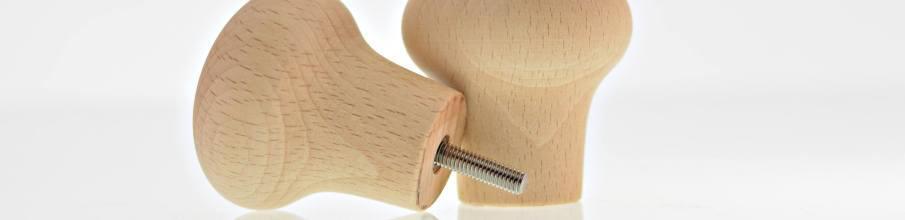 Деревянные ручки для бани и сауны