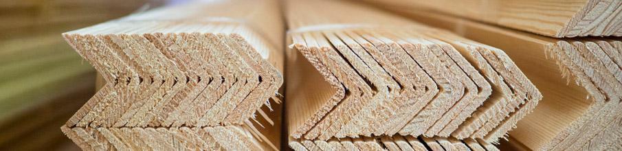 Погонаж деревянный