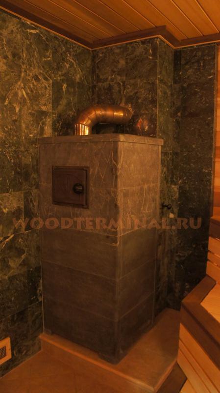 Строительство бани в Московской области