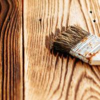Браширование древесины